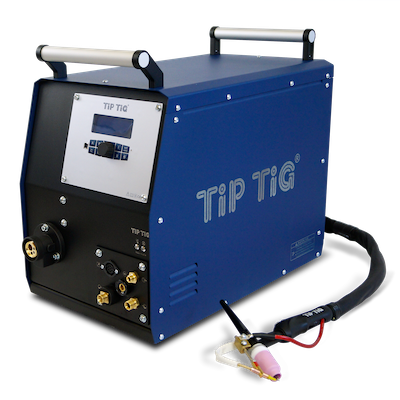 TIP TIG, the breakthrough TIG welding process