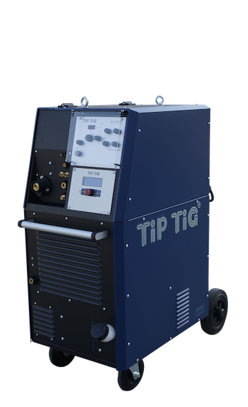 TIG Welding Machine with integrated wire feeder