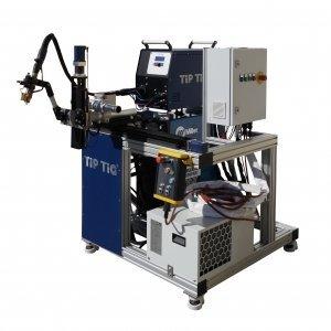 Compact Automation Unit - Schweißautomatisierung