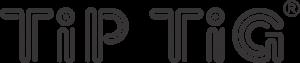 TIP TIG logo black